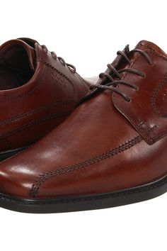 ECCO New Jersey Tie (Mink) Men's Lace-up Bicycle Toe Shoes - ECCO, New Jersey Tie, 051514-01014, Men's Dress Lace-Up/Oxford Lace-Up/Oxford, Algonquin/Split Toe/Bicycle, Lace-up Bicycle Toe, Closed Footwear, Footwear, Shoes, Gift, - Street Fashion And Style Ideas