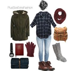 Plus Size Clothes For Camping