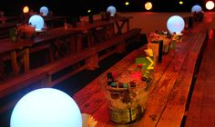 Our LED table centres will blow your guests away - guaranteed! Get in touch today for a free quote. Moon Table, Light Tunnel, Dmx Lighting, Centerpieces, Table Decorations, Table Centers, Recent Events, Event Styling, Full Moon