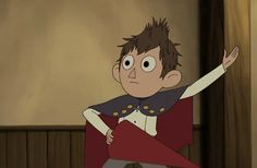 Over the Garden Wall Wirt