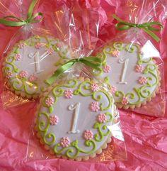 Floral Cookies by Frosting - Cakes & Cookies