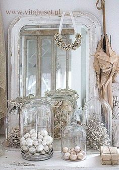 Chic Shabby and French Easter Decor #shabbychicbathroomspink