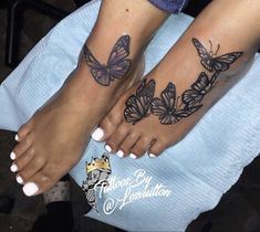 Tribal Tattoos Girls Borneo Tattoos – foot tattoos for women flowers Cute Foot Tattoos, Dope Tattoos, Girly Tattoos, Leg Tattoos, Body Art Tattoos, Sleeve Tattoos, Foot Tatoos, Foot Tattoos Girls, Girl Name Tattoos