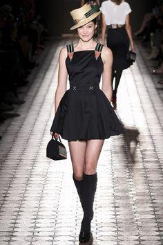 Olympia Le Tan Paris Fashion Week SS15