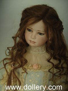 Elizabeth -- Tom Francirek Collectible Dolls