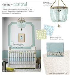 The New Neutral | Favorite Nurseries by Serena & Lily