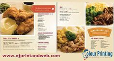 We provides traditional and modern Lunch and Dinner #Restaurant #Menu #Printing. http://www.njprintandweb.com/printing/print-restaurant-menu/