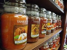 Yankee candle autumn aromas