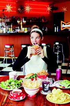 burger burger burger!