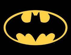 Nostalgic Tin Signs / Batman Logo – Black Squirrel Outdoors