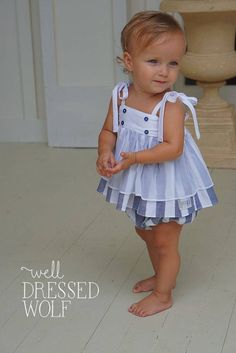 Lucy tunic set 5y. I love this!!