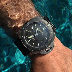 Panerai 389 Luminor by @leicashot