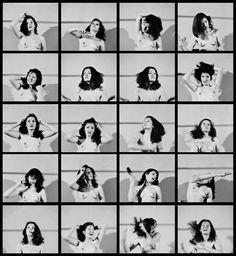"""Marina Abramovic """"Art Must Be Beautiful. Artist Must Be Beautiful"""""""
