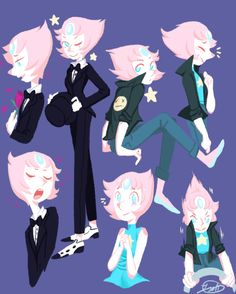 I just love pearl