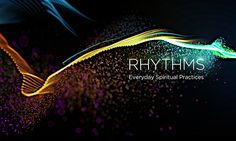 Rhythms | Ministry series identity for The Orchard Community
