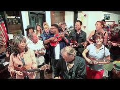 ▶ B My Baby - Ukelele Orchestra of the Western Hemisphere - YouTube