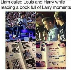 This is hard true, he called louis over and harry looked over himself, curious to see what they were reading x (: