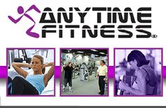 Anytime Fitness - i love my gym.
