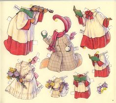 The Bushy Tail Family clothes page #5