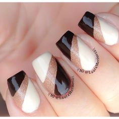 Instagram photo by lauramerino12 #nail #nails #nailart