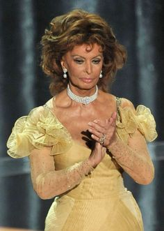 Sophia Loren Photos: 81st Annual Academy Awards - Show