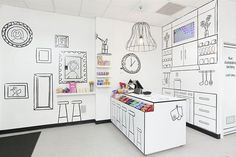 the candy room by red design