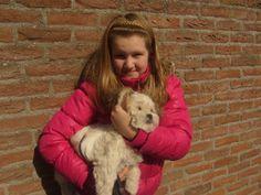ik en mijn hondje
