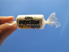 ...To own One Direction candy