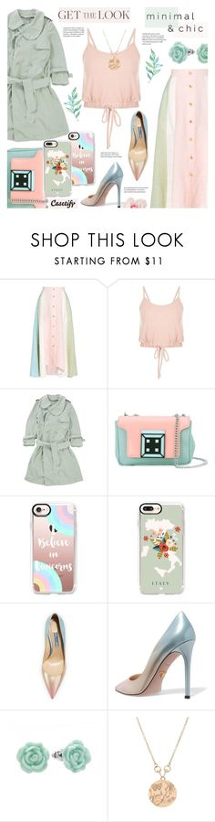 """""""Perfect pastels - Casetify"""" by viebunny ❤ liked on Polyvore featuring Peter Pilotto, Marni, Manurina, Casetify, Prada, LC Lauren Conrad, Gucci, GetTheLook, phonecase and pastels"""