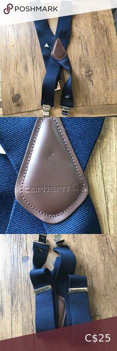 Carhartt suspenders Brand new, never worn Carhartt Accessories Suspenders Plus Fashion, Fashion Tips, Fashion Trends, Carhartt, Suspenders, Blue Brown, Brand New, Man Shop, Accessories