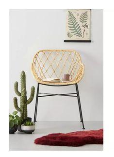 Rotan stoel #wehkamp