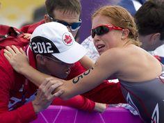 Canadian triathlete Paula Findlay reveals she is anemic