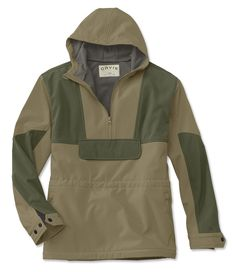 Just found this Waterproof Anorak Jacket - Upland Anorak -- Orvis on Orvis.com!