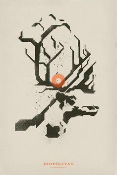 Biopölitan by Mark Brooks