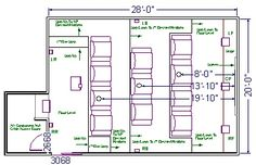 Small home theater home theater system room layout home theaters gyms game rooms - Home theatre design layout ...