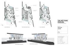 Art Fund Pavilion Top 20 | 3SIXØ Architecture