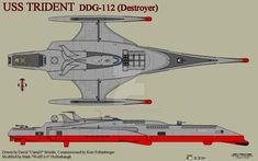 USS Trident by Wolff60.deviantart.com on @DeviantArt