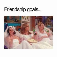 Friendship goals   via Facebook