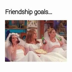 Friendship goals | via Facebook