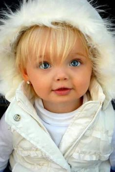 Melts my heart! Baby Beauty!