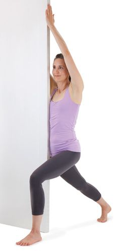 Yoga to stretch and strengthen psoas muscle for low back and hip pain Hip Pain, Back Pain, Yoga Inspiration, Pilates, Psoas Stretch, Psoas Release, Yoga International, Tight Hip Flexors, Psoas Muscle