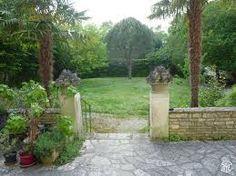 """Résultat de recherche d'images pour """"terrasse sur jardin en charente"""""""