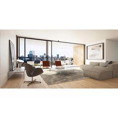 """Neutral Bay Apartments, Sydney, 2015 © ian moore architects #ianmoorearchitects #residential #interiors #minimal #neutralbay #minimalliving…"""