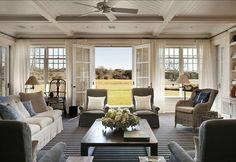 A Classic Hamptons House on Further Lane Farm