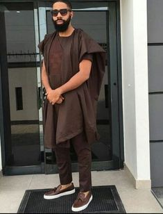 Top 100 African Attire for Men African Attire For Men, African Clothing For Men, African Shirts, African Men Fashion, African Wear, African Outfits, Dashiki For Men, African Dashiki, Agbada Styles