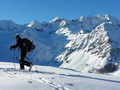 Esqui de montaña Pirineod
