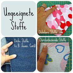 Anleitung wie man eine Patchworkdecke nähen kann, Schritt für Schritt mit vielen Bildern und Beispielen erklärt. Ein Tutorial von Pech&Schwefel