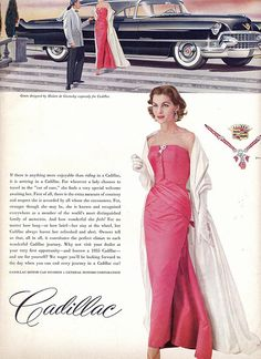 1955 Cadillac.