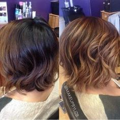 Gorgeous Balayage for Short Hair by lucklessgem