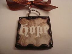 HOPE by victoriacharlotte on Etsy, $7.95
